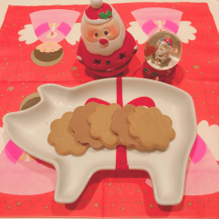 ♡ [Christmas-limited] where gingernut is delicious