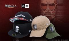 Attack on Titan collaboration CAP!
