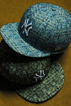 Fancy Tweed Cap 発売!!
