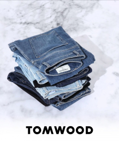 TOMWOOD denimcollection‼︎