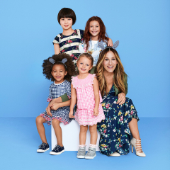 Sarah Jessica Parker and kids' limited collection that performed collaboration...