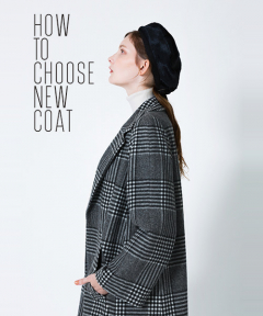HOW TO CHOOSE NEW COAT