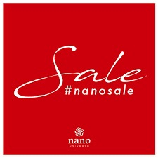 nano・universe SALE!! #nanosale