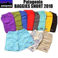 【OSHMAN'S NEWS】★PATAGONIA BAGGIES SHORTS FAIR開催★
