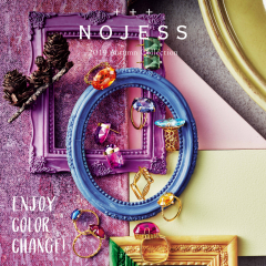 【NOJESS 2019 Autumn Collection】