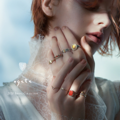 【agete_RING COLLECTION】